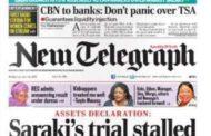 Telegraph Newspaper Unveils  Editorial Team