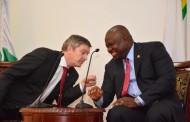 AMBODE:  BUHARI ON TRACK TO SALVAGE NIGERIA'S ECONOMY