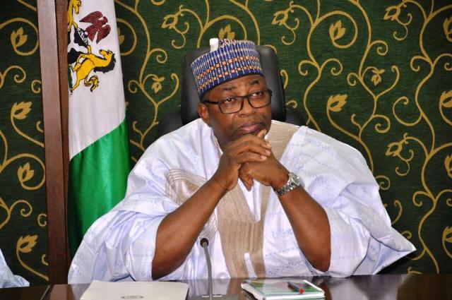 Image result for Bauchi State Governor, Mohammed Abdullahi Abubakar.