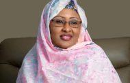 AISHA BUHARI WARNS AGAINST INHUMAN TREATMENT OF WIDOWS