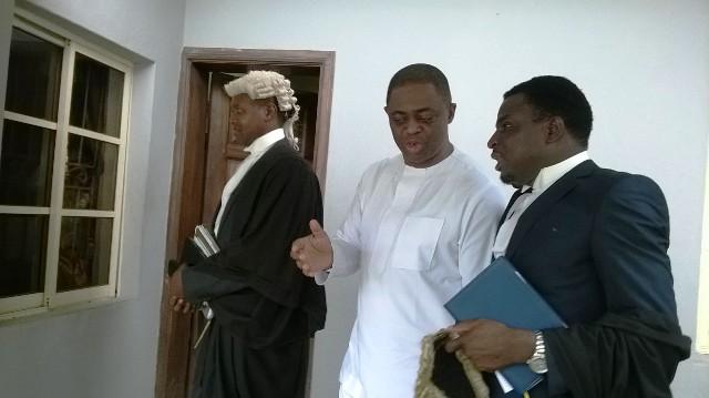 Image result for femi fani kayode must not die in efcc custody