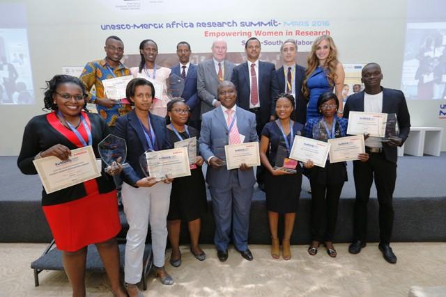 MERCK, UNESCO EMPOWER AFRICA'S  WOMEN IN STEM SCIENCE