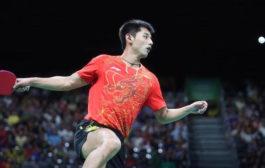 INJURY FORCES CHINESE SUPERSTAR, ZHANG JIKE OUT OF SEAMASTER QATAR 2016 ITTF WORLD TOUR