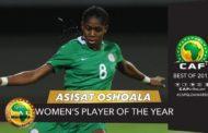 ACCRA AGOG AS ASISAT OSHOALA, OTHERS GET SET FOR  AITEO CAF AWARDS