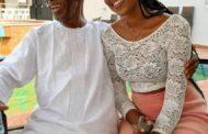 YVONNE NELSON TALKS REGRETS IN LIFE AS DAD DIES