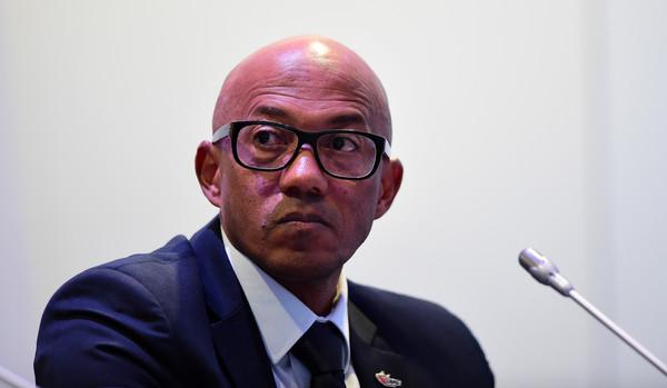 IOC SUSPENDS FORMER NAMIBIAN SPRINTER, FRANK FREDERICKS