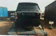 SARAKI DID NOT IMPORT N300 M BULLET PROOF RANGE ROVER,  SENATE TOLD