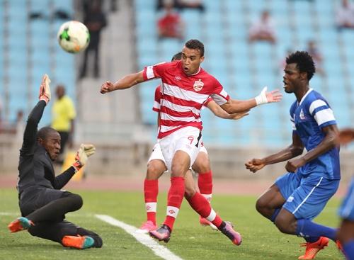 CAF CUP: CLUB AFRICAN SHOCKS RIVERS UNITED 3 - 1