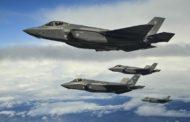 U.S SHOWCASES F-35 LIGHTING II AIRCRAFT AT PARIS AIR SHOW