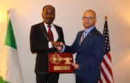 U.S GRANTS CONTROVERSIAL PASTOR. APOSTLE SULEMAN HONOURARY CITIZENSHIP