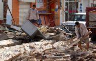 THREE JWS KILLED, HOMES, KINGDOM HALL DESTROYED IN MEXICO EARTHQUAKE