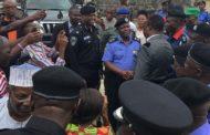 NIGERIA POLICE SACKS 3 FOR RECKLESS SHOOTING