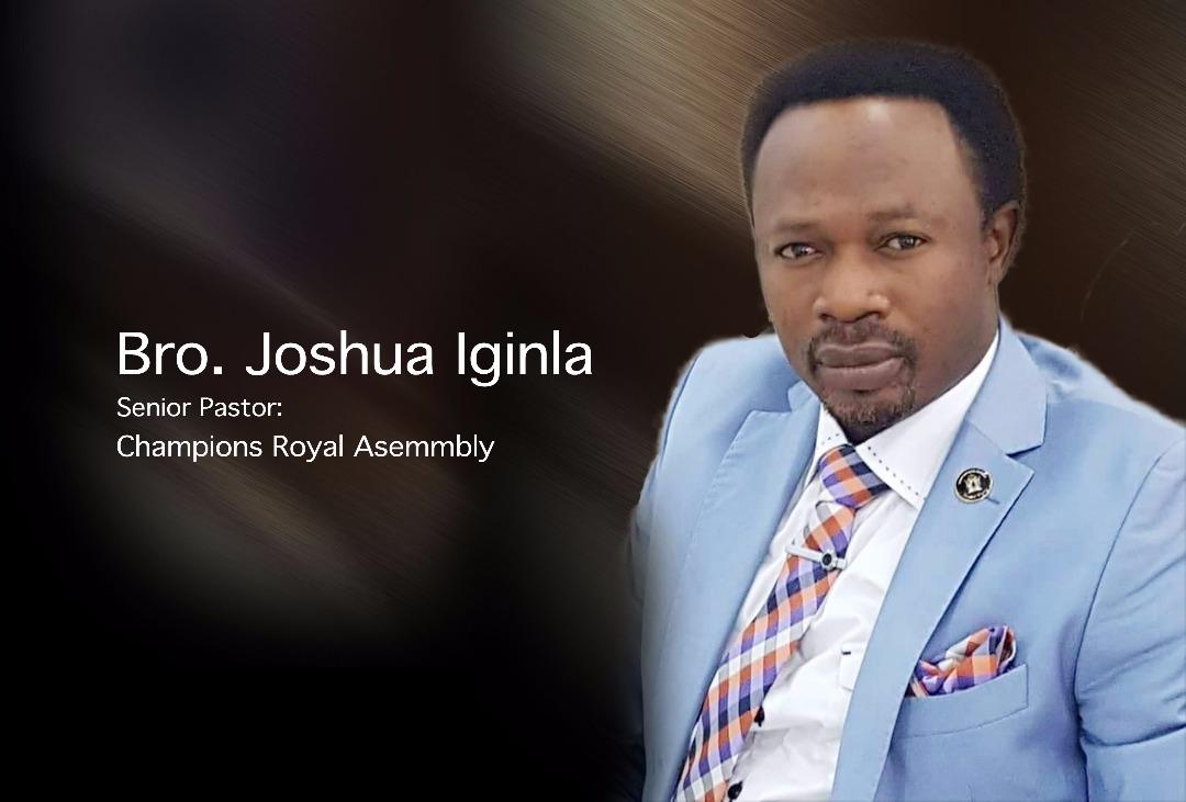 BRO. JOSHUA IGINLA TO BUHARI: TOO MANY JUDASES AROUND YOU, JUST FORGET 2019