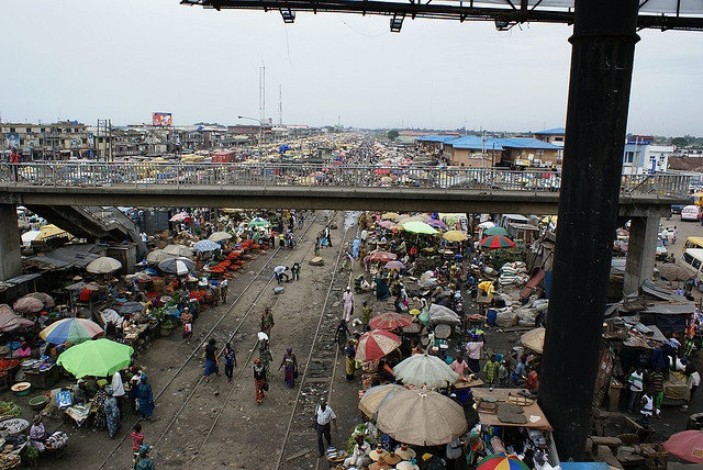 Image result for pictures of Oshodi, Lagos