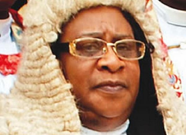 JUSTICE AYODELE PHILLIPS RETD OF LAGOS ELECTED INTO FIFA ETHICS COMMITTEE