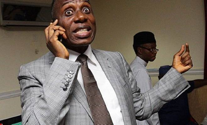 ROTIMI AMAECHI MAD WITH JOURNALISTS, SAYS I WON'T SPEAK TO YOU, FIND OUT WHY