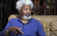 PROF. WOLE SOYINKA IN BAYELSA, SAYS NIGERIA IS NEGOTIABLE