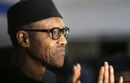 BUHARI TO TRANSPARENCY INTERNATIONAL:  YOUR REPORT ON CORRUPTION UNDER MY WATCH IS FAR FROM REALITY