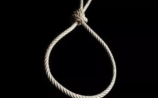 COURT ORDERS ARMED ROBBER TO DIE BY HANGING