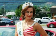 GATES, FORMER BEAUTY QUEEN JAILED FOR FAKING CANCER
