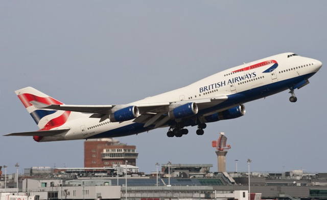 BRITISH AIRWAYS CELEBRATES RAISING £17 MILLION FOR COMIC RELIEF