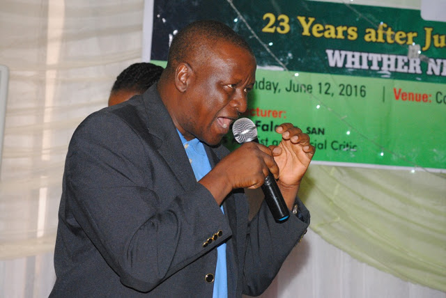 NUJ HAILS KEHINDE BAMIGBETAN, AS HE TAKES OVER FROM STEVE AYORINDE AS COMMISSIONER FOR INFORMATION