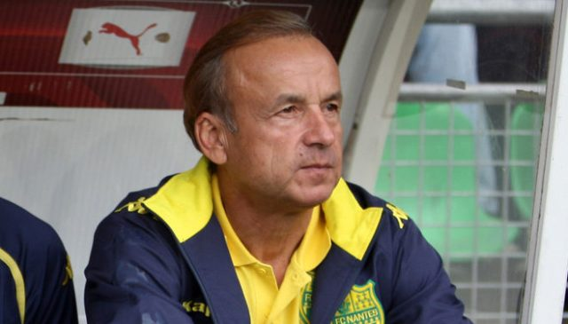 ROHR CALLS UP ECHIEJILE, OGU, IHEANACHO, 22 OTHERS FOR FRIENDLY