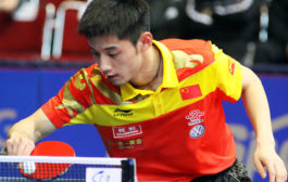 ZHANG JIKE BACK IN ACTION AT QATER OPEN