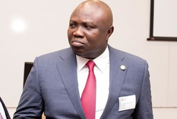 FAKE KIDNAPPING: AMBODE SACKS BAALE OF SHANGISHA