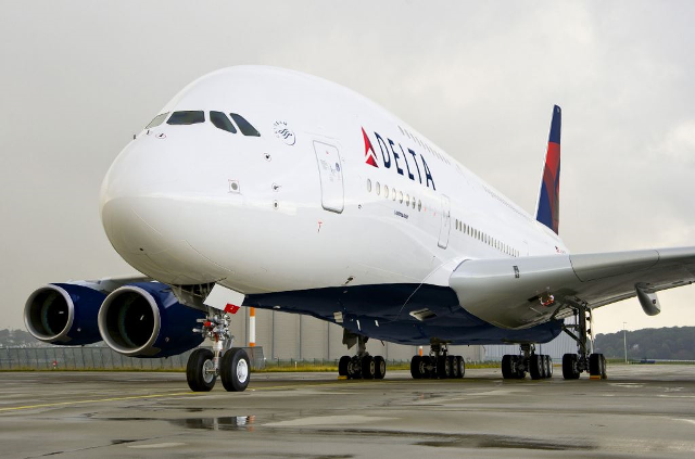 DELTA AIRLINE SPEAKS ON FLIGHT 55  AS ENGINE FAILS,  LEADING TO EMERGENCY EVACUATION