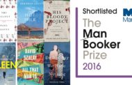 COUNTDOWN BEGINS FOR 2016 MAN BOOKER PRIZE