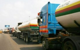 144 HOARDED PETROLEUM PRODUCTS-LADEN TANKERS DISCOVERED IN KANO
