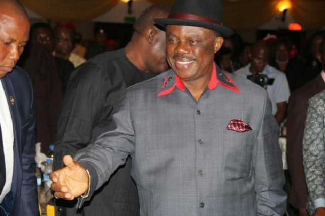 Obiano came out publicly to refute speculations & insinuations making rounds within political circles that he was nursing plans to dump APGA for APC.