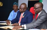 AMBODE SIGNS 11,034 CERTIFICATES OF OCCUPANCY