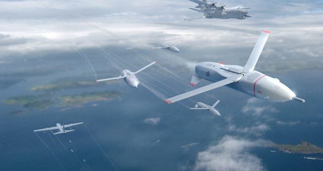 US MILITARY DEMONSTRATES WORLDS LARGEST MICRO DRONE SWARMS