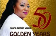GLORIA ANOZIE MARKS 50, 15 YEARS IN NOLLYWOOD