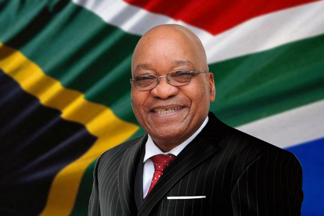 ANC SALUTES JACOB ZUMA ON RESIGNATION AS PRESIDENT OF SOUTH AFRICA
