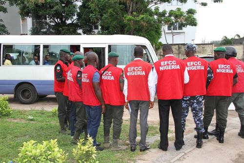 EFCC RECOVERS 17 EXOTIC VEHICLES FROM DIKKO, FORMER CUSTOMS BOSS