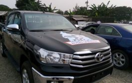 RIVERS UNITED TAKES DELIVERY OF NEW VEHICLES
