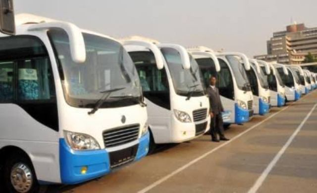 LAGOS ROLLS OUT FIRST SET OF 5,000 COMMERCIAL BUSES IN SIX MONTHS