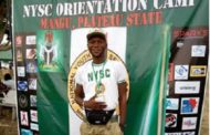 NYSC MEMBER, SOLOMON  DALOBE KILLED IN NOTHERN NIGERIA