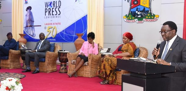 LAGOS UNVEILS 50-DAY EVENT FOR GOLDEN JUBILEE CELEBRATION