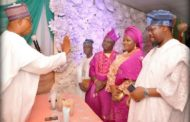 MOCPED   PROVOST AKEUSOLA GIVES OUT DAUGHTER IN MARRIAGE