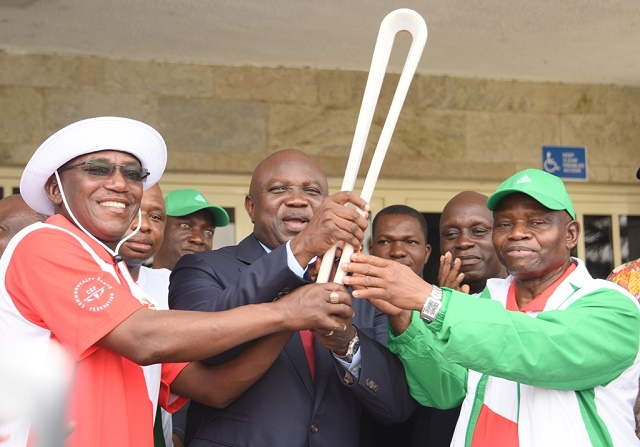 HOW AMBODE WILL MAKE LAGOS AFRICA'S SPORTS HUB
