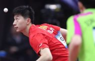 REIGNING WORLD CHAMPIONS, DING NING, MA LONG OUTCLASSED AT ASIAN CHAMPIONSHIP