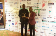 OBABORI WINS COURIER PERSONALITY AWARD