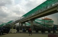 SEE THE MOST STYLISH, COMPLEX PEDESTRIAN BRIDGE IN LAGOS