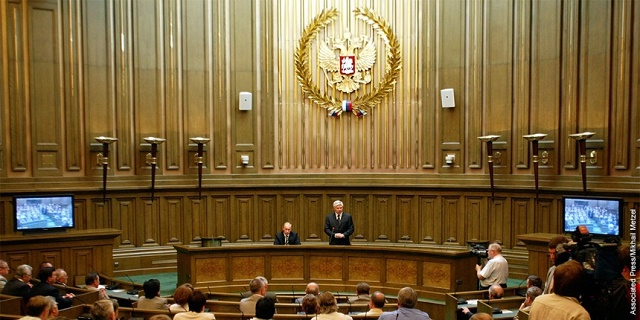 BAN ON JW:  RUSSIA FAILS TO PROVIDE SPECIFIC  LEGAL BASIS TO LIQUIDATE JEHOVAH'S WITNESSES