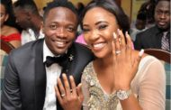 SUPER EAGLES STRIKER AHMED MUSA SHOWS OFF NEW WIFE