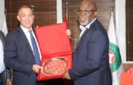 NIGERIA, MOROCCO SIGN STRATEGIC FOOTBALL PACT